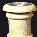 Aspen Receptacle and Ash urn